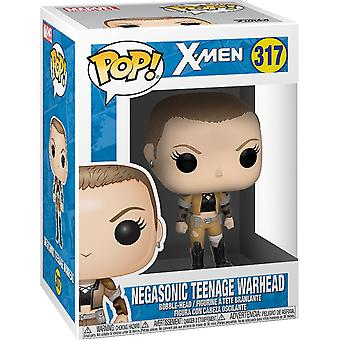 Funko Pop! Vinyl Marvel X-Men Negasonic Teenage Warhead #317 Figuur