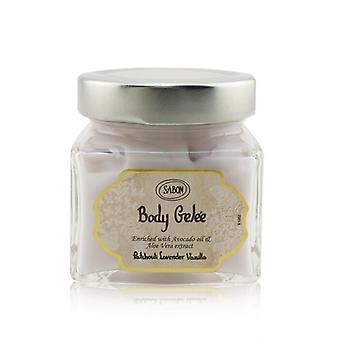 Sabon Body Gelee - Patchouli Lavendel Vanille 200ml/6.76oz