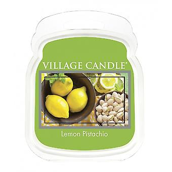 Village Candle Wax Melt Packs For Use with Melt Tart & Oil Burners Lemon Pistachio