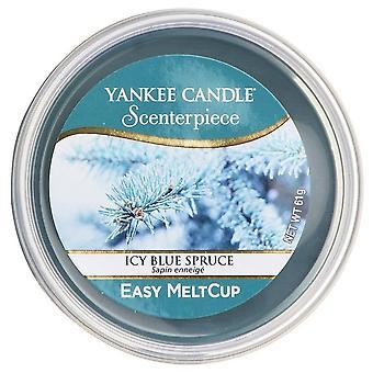 Yankee Kerze Scenterpiece Melt Cup Eisblau Fichte