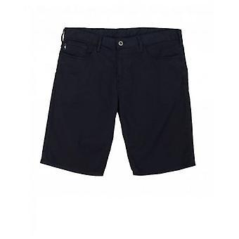 Armani Five Pocket Twill Shorts
