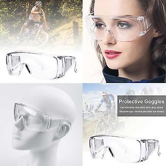 1x Eye Protection Glasses Examination Eye Protection Goggles Equipment Aperture