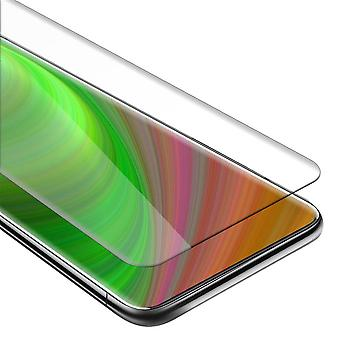 Cadorabo Tank Film for OnePlus7 PRO - Protective Film in KRISTALL KLAR - Tempered Display Protective Glass in 9H Hardness with 3D Touch Compatibility