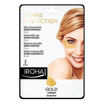 Patch för Eye Area Gold Iroha (2 uds)