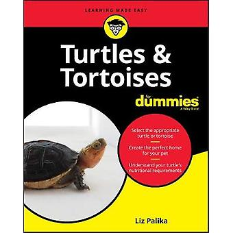 Turtles and Tortoises For Dummies by Liz Palika - 9781119695745 Book