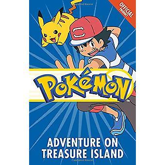 The Official Pokemon Fiction - Adventure on Treasure Island - Book 11 b