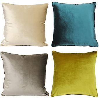 Riva Home Luxe Velvet Cushion Cover