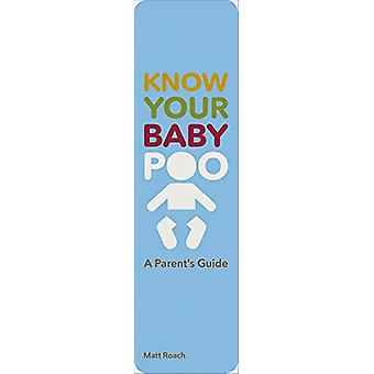 Know Your Baby Poo - A Parent's Guide by Matt Roach - 9781785041884 Bo