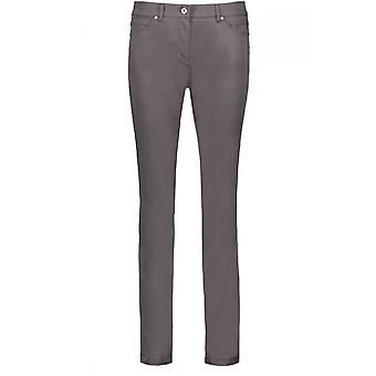 Taifun Grey Skinny Jeans