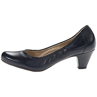 Naturalizer Womens stargaze Leather Closed Toe Classic Pumps