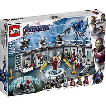76125 LEGO® MARVEL SUPER HEROES Warsztat Iron Mans
