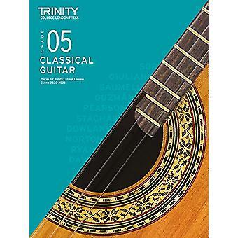 Trinity College London Classical Guitar Exam Pieces 2020-2023 - Grade