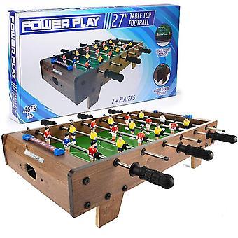 Power Play, calcio da tavolo per tavoli