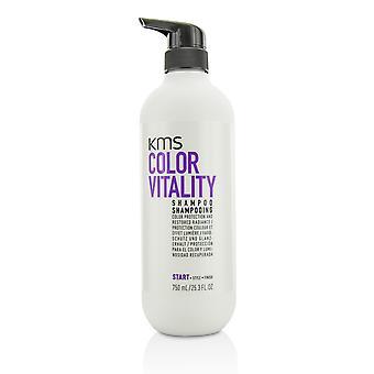 Kleur vitaliteit shampoo (kleurbescherming en herstelde uitstraling) 216583 750ml/25.3oz