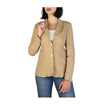 Armani Jeans - Imbracaminte - Jacheta Clasica - 3Y5G44_5NYNZ_1738 - Doamnelor - navajowhite - 44