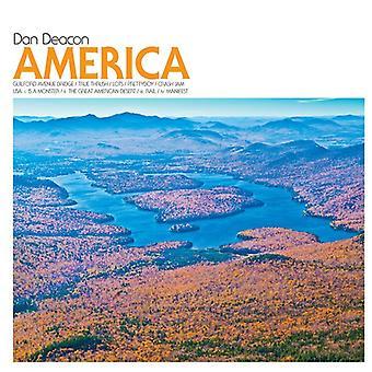 Dan Deacon - America [Vinyl] USA import