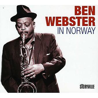 Ben Webster - Ben Webster in Norway [CD] USA import