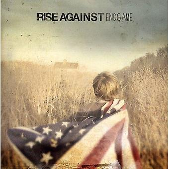 Rise Against - importer des USA Endgame [CD]