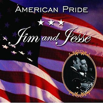 Jim & Jesse - American Pride [CD] USA import