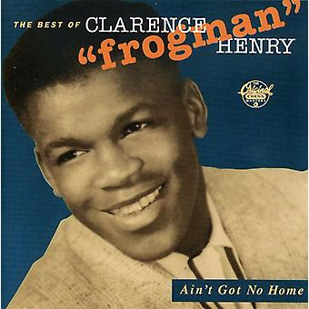 Clarence Frogman Henry - Ain't Got No Home-Best of [CD] USA import