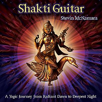 Stevin McNamara - Shakti Guitar: A Yogic Journey From Dawn to Deepes [CD] USA import