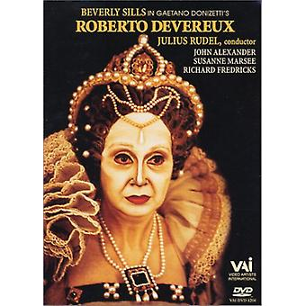 G. Donizetti - Roberto Devereux [DVD] USA import
