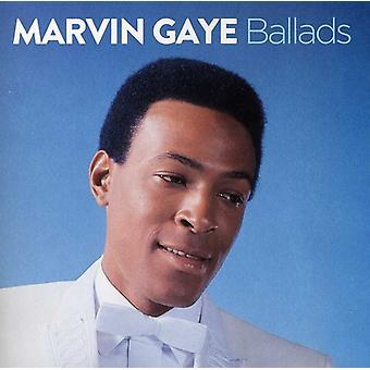 Marvin Gaye - Ballads [CD] USA import