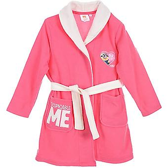 Minions girls dressing gown mns2094bth