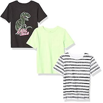 Brand - Spotted Zebra Boy's Short-Sleeve T-Shirts