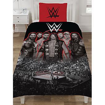WWE Worstelen Ring Single Dekbed Cover Set