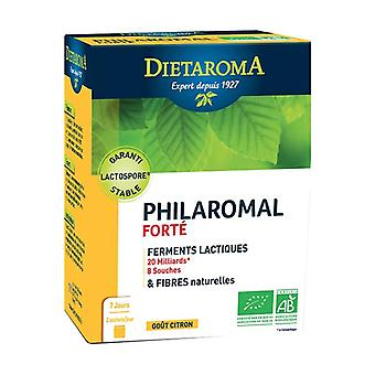 Philaromal Forte 14 packets (Lemon)
