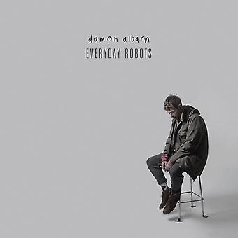Damon Albarn - Everyday Robots [CD] USA import