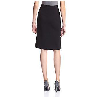 Society New York Women's Pencil Skirt, Black, M