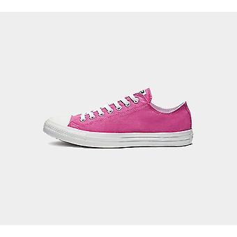 Converse Ctas Ox 163180C Active Fuchsia Women Shoes Boots