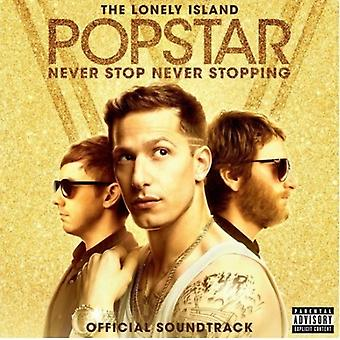 Lonely Island - Popstar: Never Stop Never Stopping [CD] USA import