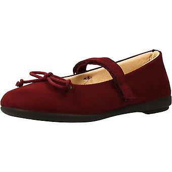 Vulladi Parijse schoenen Bordeaux Kleur