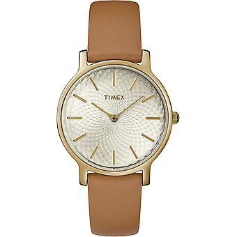 TW2R91800, City Transcend Timex Style Ladies Watch / Argent