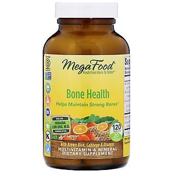 MegaFood, Bone Health, 120 tabletten