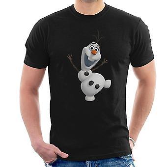 Disney Frozen Olaf Super Innoissaan Miesten & s T-paita