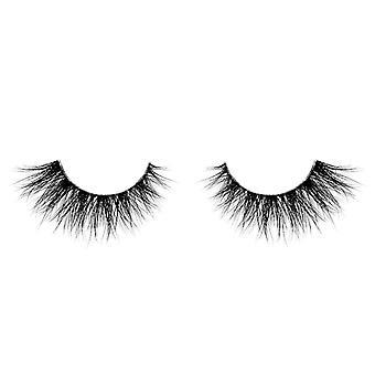 Velour Multi Layered False Mink Lashes - Whisp It Real Good - Natural Length