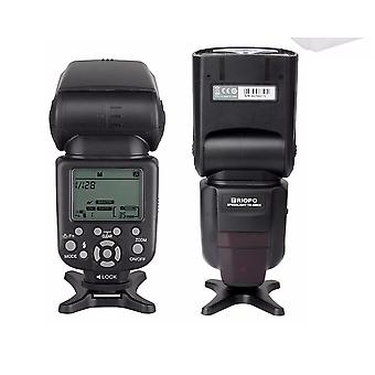 Triopo Wireless Mode Ttl Speedlite Speedlight For Canon 5d Nikon D750 D800 D3200 D7100 Dslr Camera As Yongnuo Yn-568ex