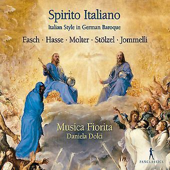 Spirito Italiano [CD] USA import