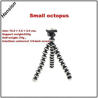 Octopus Flexible Tripod Stand For Smartphone Dslr And Camera Foldable Desktop Tripod