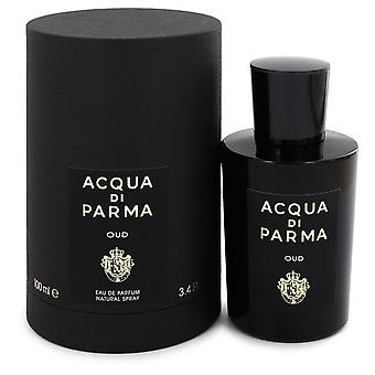 Acqua Di Parma Oud Eau De Parfum Spray By Acqua Di Parma 3.4 oz Eau De Parfum Spray