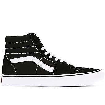Vans Ezcr011016 Men's Black Suede Sneakers