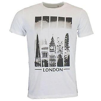 Mens London Short Sleeve T-Shirt