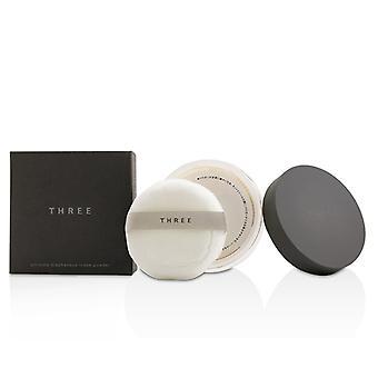 THREE Ultimate Diaphanous Loose Powder - # 01 Colorless 17g/0.59oz