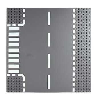 Πλαστικά πλάκες βάσης μπλοκ συναρμολόγησης - Στοιχεία Πόλη Classic