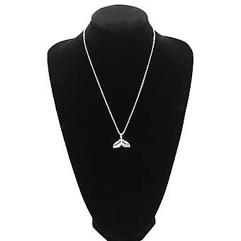Fishtail Pendant Necklace