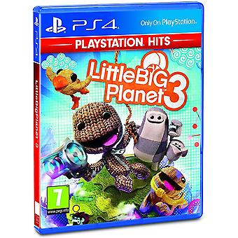 LittleBigPlanet 3 Playstation Hits PS4 Game